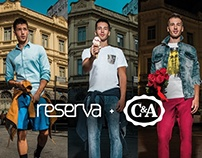 Reserva + C&A Special Collection 2015-2016