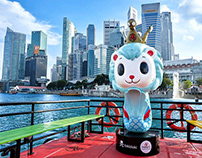 The World's First tokidoki Themed River Cruise