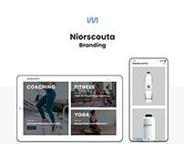 Niorscouta - Branding