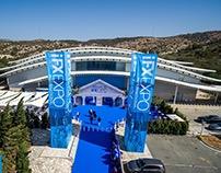 iFX EXPO International 2016 - Exhibition Design