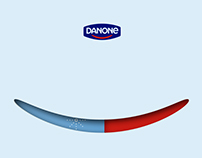 Calendar Danone: DOTS