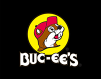 Buc-ee's Website Design