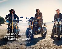 BMW Motorrad - Día a día
