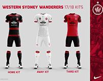 Western Sydney Wanderers x Nike