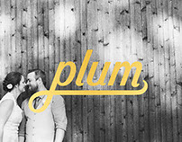 Plum Event + Design Website