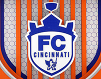 FC Cincinnati Graphics