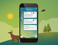 Friends - Mobile App