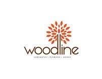 WOODLINE LAMINATES: LOGO | STATIONERY | PRINT AD