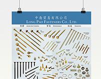 Fasteners Company Ad Design