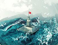 TRT world kizkulesi