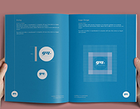 The Minimalistic - Brand Guidelines Template