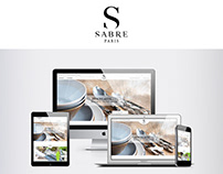 Refonte Site e-commerce Sabre sur magento 2
