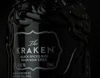 Kraken Black Spiced Rum - Limited Edition