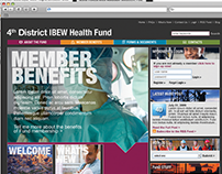IBEW 4th District Health Fund Website