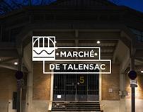 MARCHÉ DE TALENSAC - Brand Identity