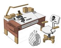LSMC Jr. Desk (2013)