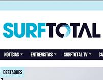 Surftotal Website