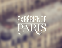 EXPÉRIENCE PARIS