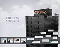 Colores Seguros / POSITIVA