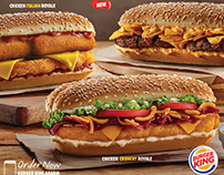 Burger King ROYALE COLLECTION ( KSA - UAE )
