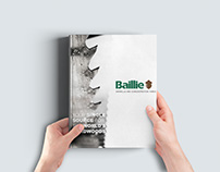 Baillie Lumber Company - Branding
