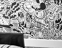 Mural - Apartamento / Vila Madalena