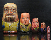 Breaking Bad - Matrioska