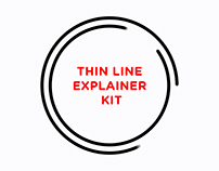 Thin Line Explainer Kit