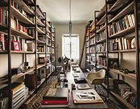 Appartamento Centro Storico Lucca - ph. Andrea Vierucci