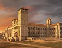 Santiago de Compostela XIIIth. century