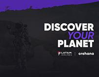 Discover your Planet | Latam - Crehana