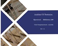 CC_Análisis UI Tectónica_Biblioteca calle 129
