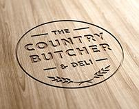 The Country Butcher & Deli - Branding & Marketing