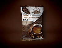 Coffee Packet Design