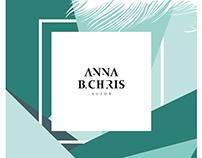 ANNA B. CHRIS - Autor Logo