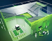Sberbank Conference Concept