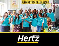 CAN 2019, Hertz SENEGAL.