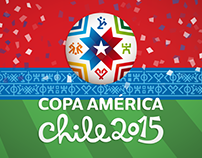 Copa América Chile 2015 · Advertising Videos