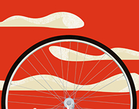 Road Bikes for Rodents | Art Prints