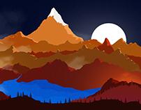 Luna De Montañas