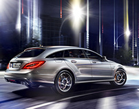 Mercedes Benz CLS Shootingbrake