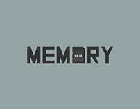 Minimal Memory Logo