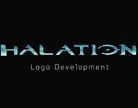 Logo Development: Halation