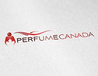 Logo PERFUME CANADA