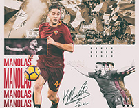 Roma Wallpapers | Personal Project