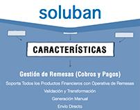 Infografía Soluban