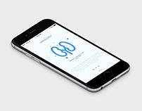 Urology Starting Screen App Design