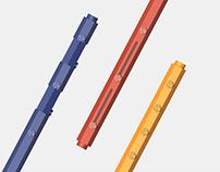 PIDGET - fidget pen for your inner peace