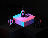 RAVE - Brand Packaging
