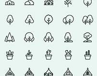 Free Plant Icons